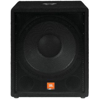 1-JBL JRX118S - SUBWOOFER P