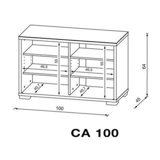 1-MUNARI CA100NE - MOBILE P