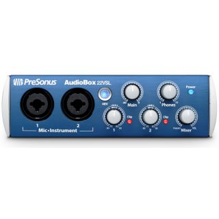 1-PRESONUS AudioBox 22VSL -