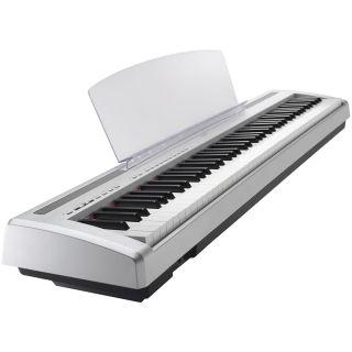 1-YAMAHA P95 Silver - PIANO