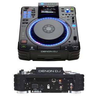 1-DENON DJ Bundle 3 Complet