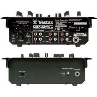 1-VESTAX VMC 002 XLU BLK -