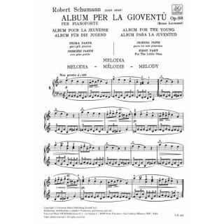 1-RICORDI Schumann, Robert