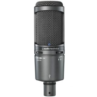 1-AUDIO TECHNICA AT2020 USB