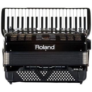1-ROLAND FR7x BK Black V-Ac