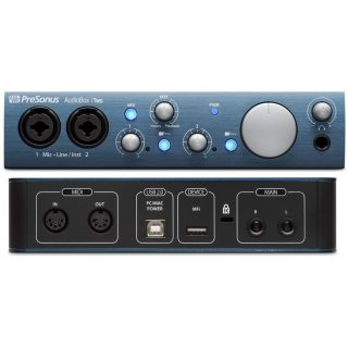 1-PRESONUS AUDIOBOX ITWO ST