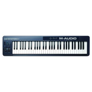 1-M-AUDIO KEYSTATION 61 (2n