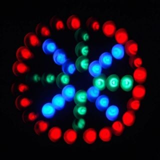 1-TRONIOS TITAN DMX LED DRU