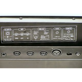 1-FLASH 24CH DMX DIMMER CON