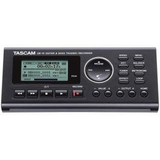 1-TASCAM GB10 - REGISTRATOR