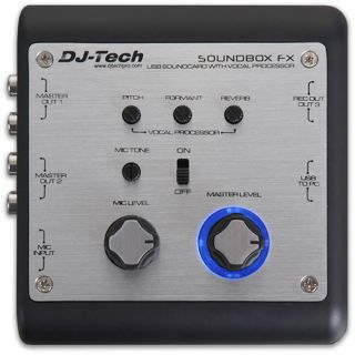1-DJ TECH SOUNDBOX FX - SCH