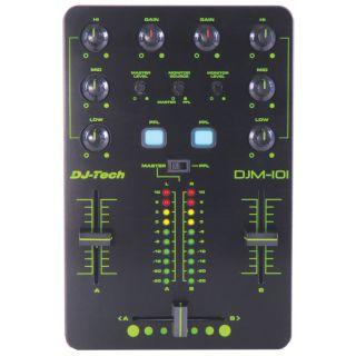 1-DJ TECH DJM101