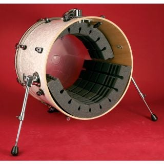 1-VICOUSTIC Flexi Kick Drum