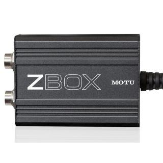 1-MOTU ZBOX Adattatore per