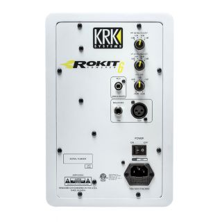 1-KRK RP6 Rokit G3 W White