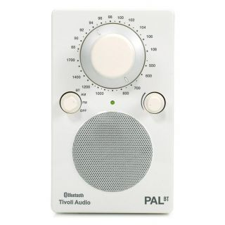 1-Tivoli Audio PAL BT White