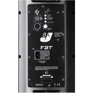 1-FBT J8A Black + adattator