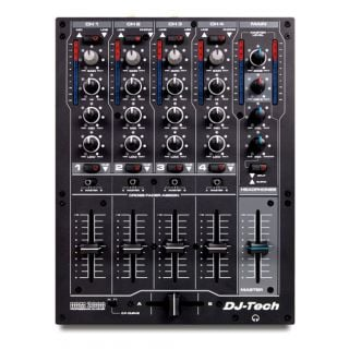 1-DJ TECH DDM2000USB - CLUB