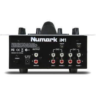 1-NUMARK iM1 - MIXER DJ 2 C