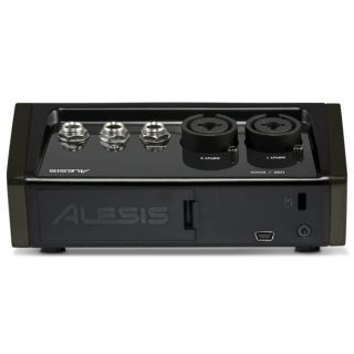 1-ALESIS IO HUB INTERFACCIA