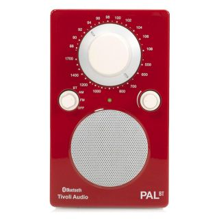 1-Tivoli Audio PAL BT Red -
