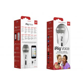 1-IK MULTIMEDIA iRig Voice