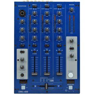 1-MyAudio DMC500USB - MIXER