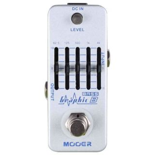 1-MOOER GRAPHIC B - BASS EQ