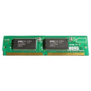1-KORG EXB PCM 01 - PIANO C