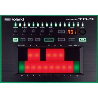 1-ROLAND TB3 Touch Bassline