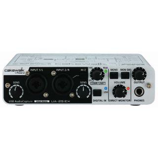 1-CAKEWALK UA25EX CW - SHED