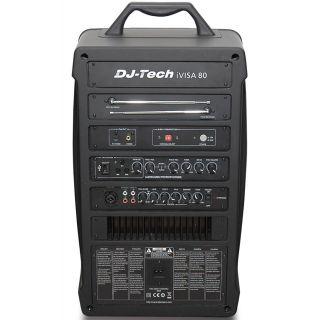 1-DJ TECH IVISA80 -SISTEMA