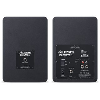 1-ALESIS ELEVATE 5 MONITOR