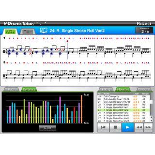 1-ROLAND DT1 V-Drums Tutor