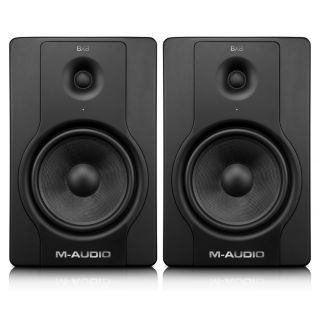 1-M-AUDIO BX8 D2 Studiophil