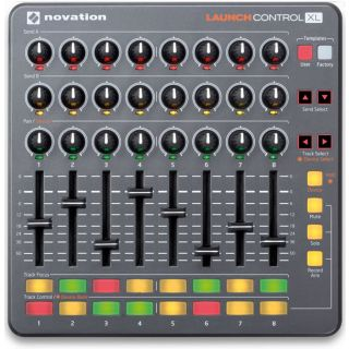 1-NOVATION LAUNCH CONTROL X