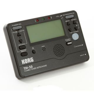 1-KORG TM50-BK - ACCORDATOR