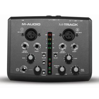1-M-AUDIO M-Track
