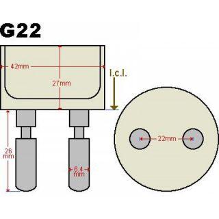 1-PROEL HSR 1200W G 22