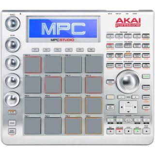 1-Akai MPC STUDIO Midi Cont