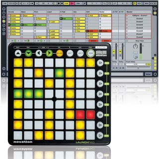 1-NOVATION Launchpad - CONT