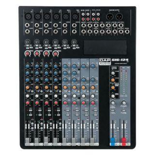 1-DAP AUDIO GIG-124C - MIXE