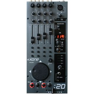 1-ALLEN & HEATH XONE 2D Bla