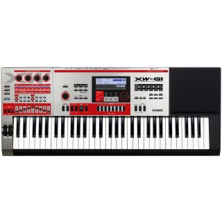 1-CASIO XW-G1 Groove Synthe