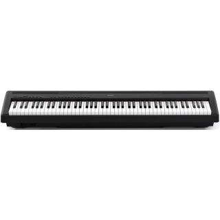 1-YAMAHA P95 Black - PIANOF