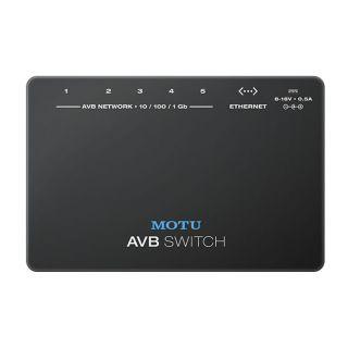 1-MOTU AVB SWITCH - SWITCH