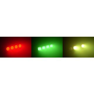 1-CHAUVET LED BANK4 - Quadr