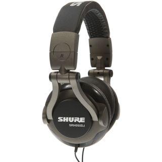 1-SHURE SRH550DJ - CUFFIA P