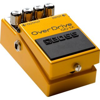 1-BOSS OD1X Pedale Overdriv