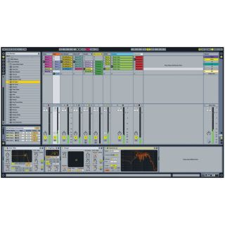 1-ABLETON Live Intro